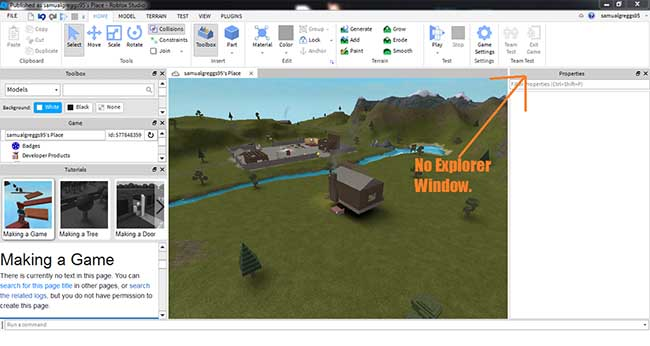 How To Open Explorer In Roblox Studio Step By Step Guide Roblox